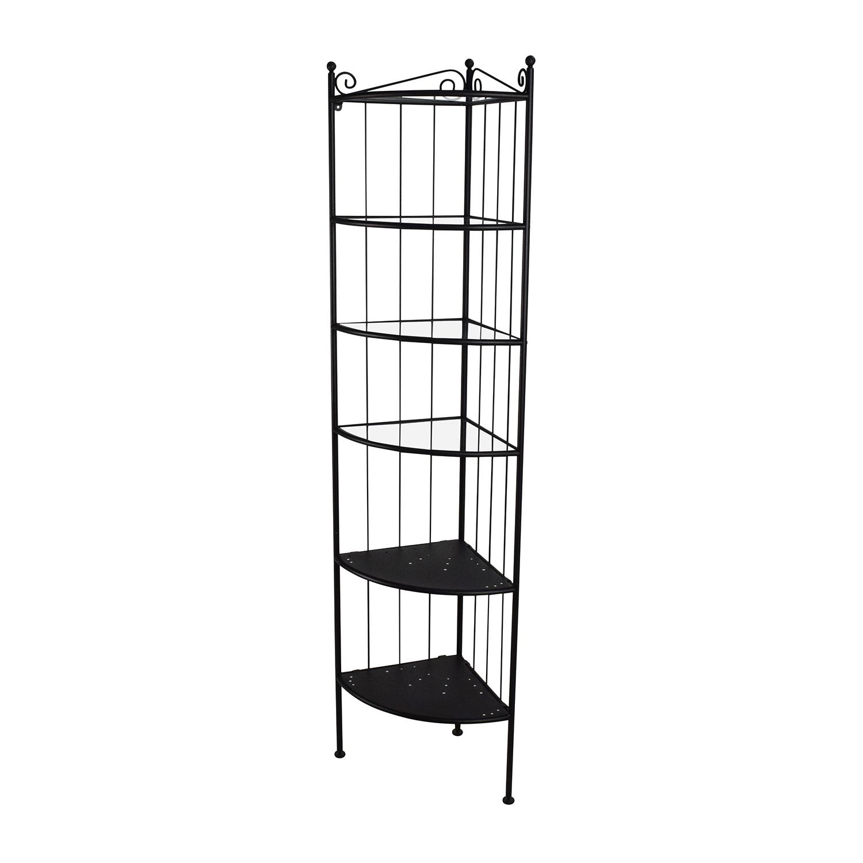 37 off ikea ikea ronnskar corner shelf unit storage rh furnishare com where to buy corner shelf where to buy corner shelf brackets