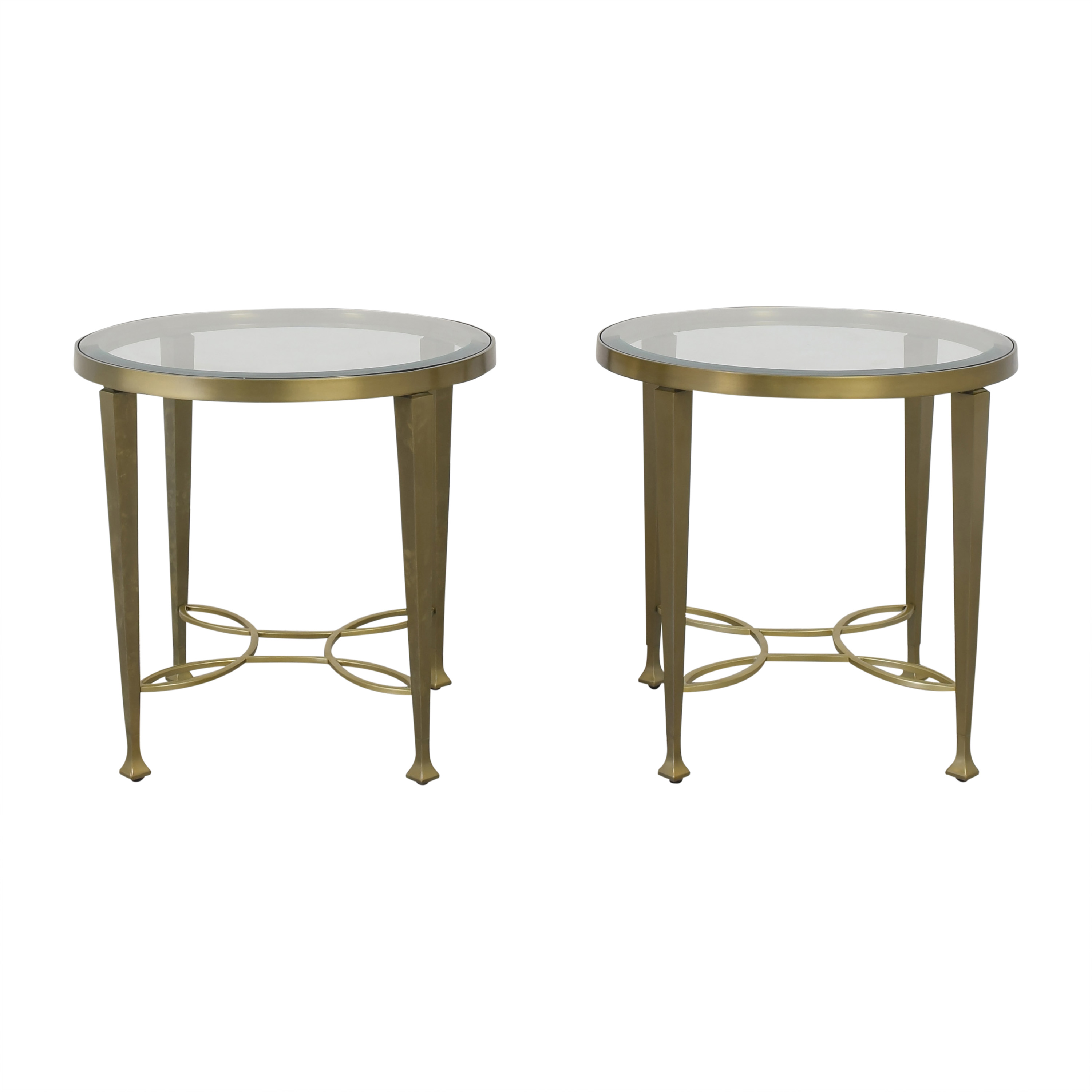 Thomasville Round End Tables / Tables