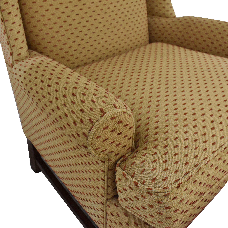 shop Thomasville Thomasville Accent Chair with Ottoman online