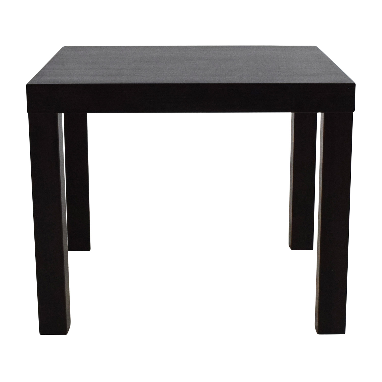 Black Coffee Table Black