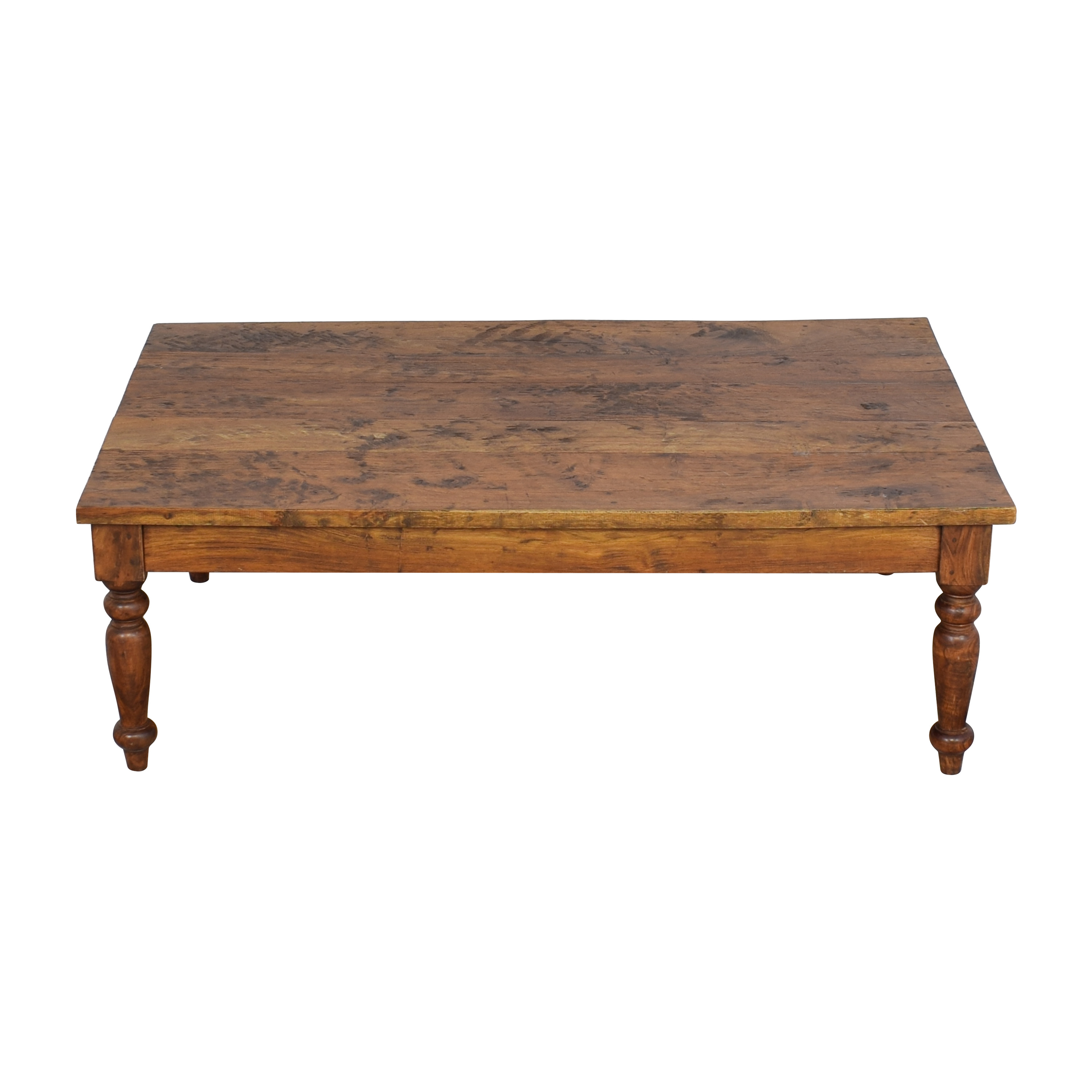 Crate & Barrel Crate & Barrel Weathered Coffee Table coupon