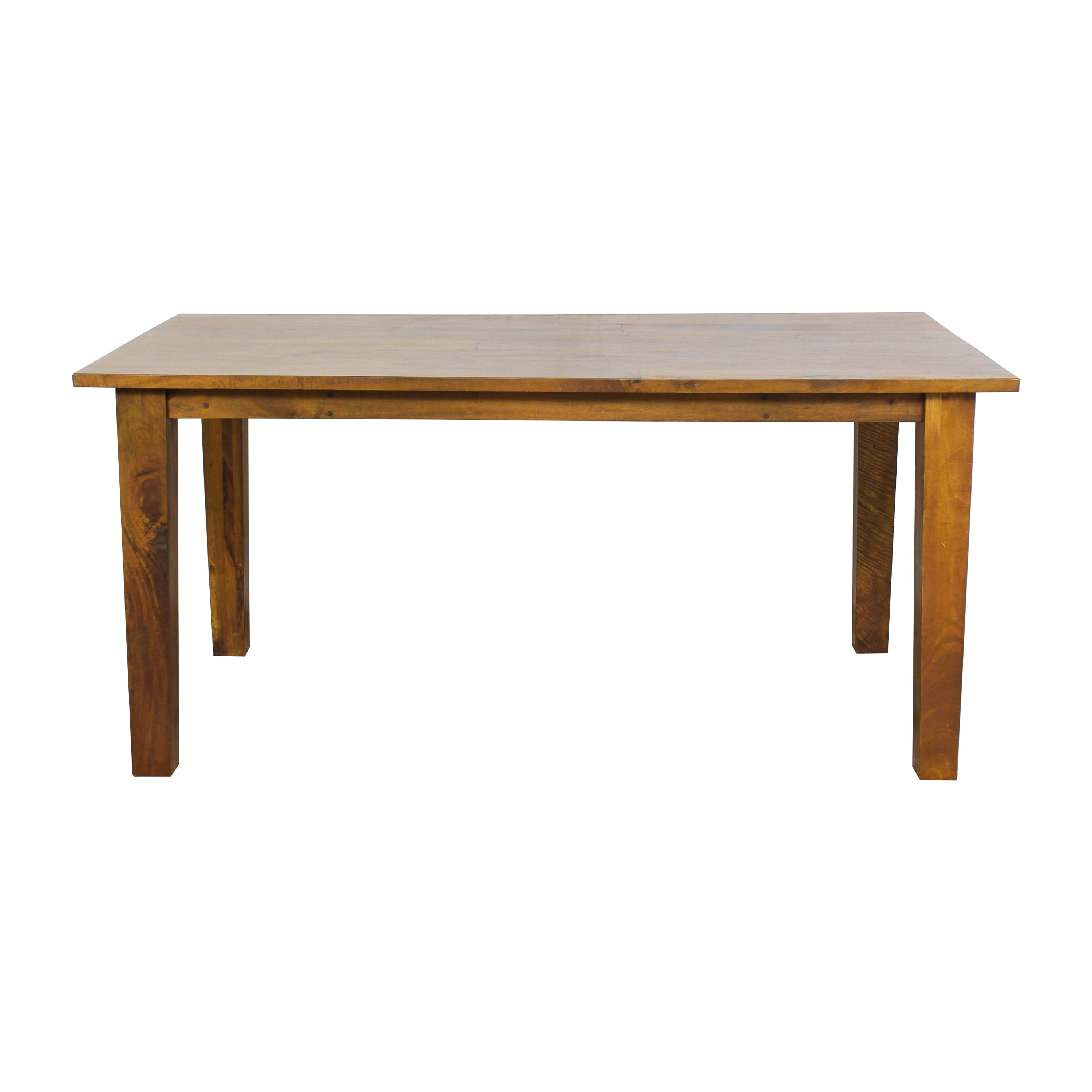 buy Crate & Barrel Basque Dining Table Crate & Barrel