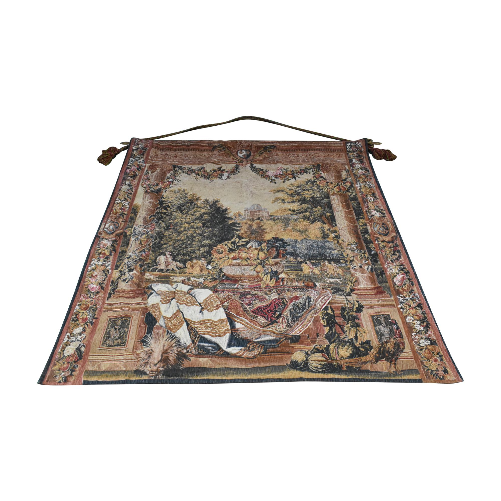 Decorative Versailles Still Life Tapestry
