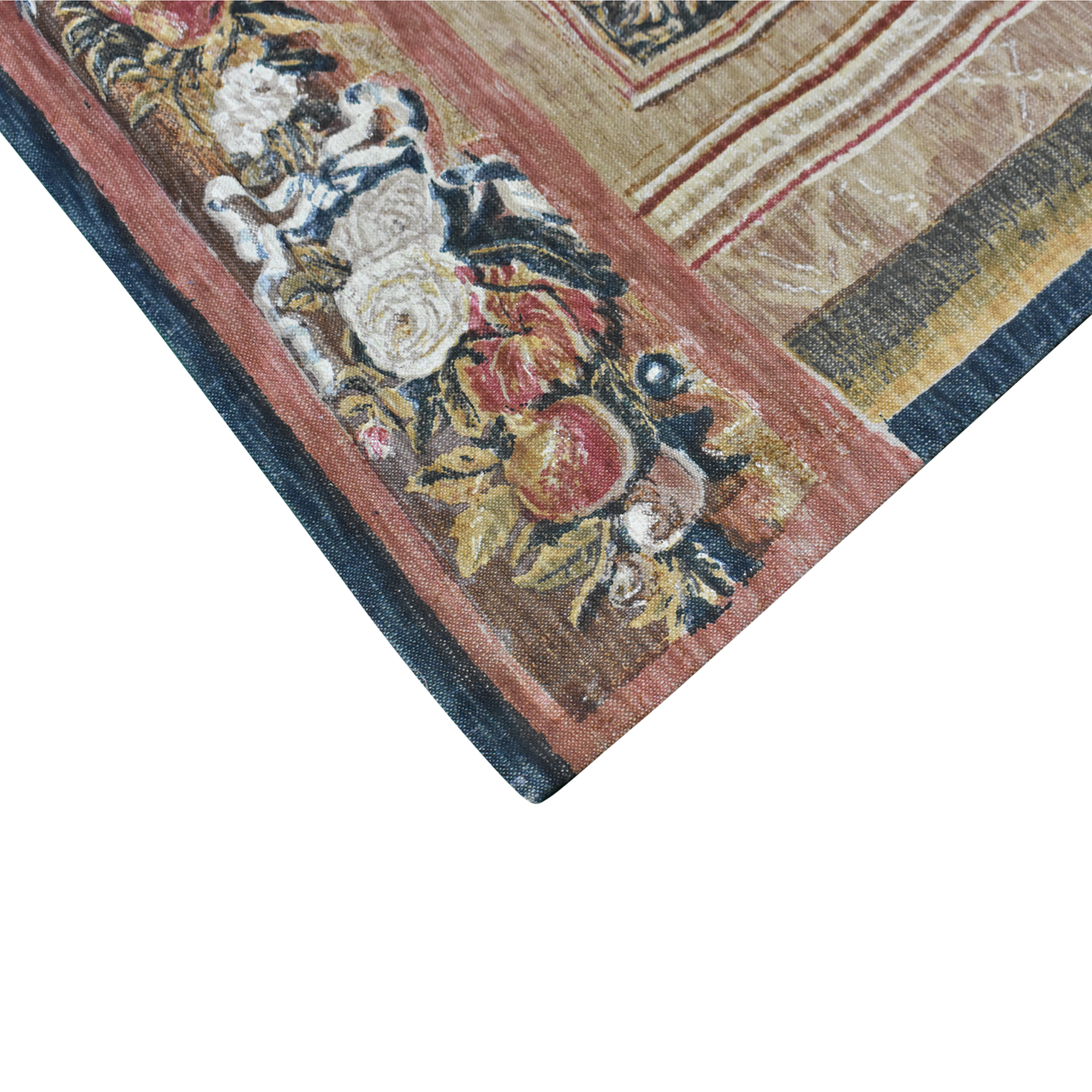 Decorative Versailles Still Life Tapestry used