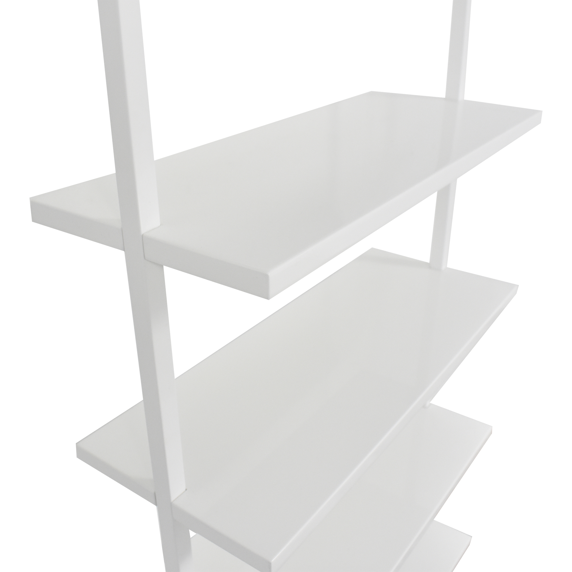 shop CB2 CB2 Stairway Wall Mounted Bookcase online
