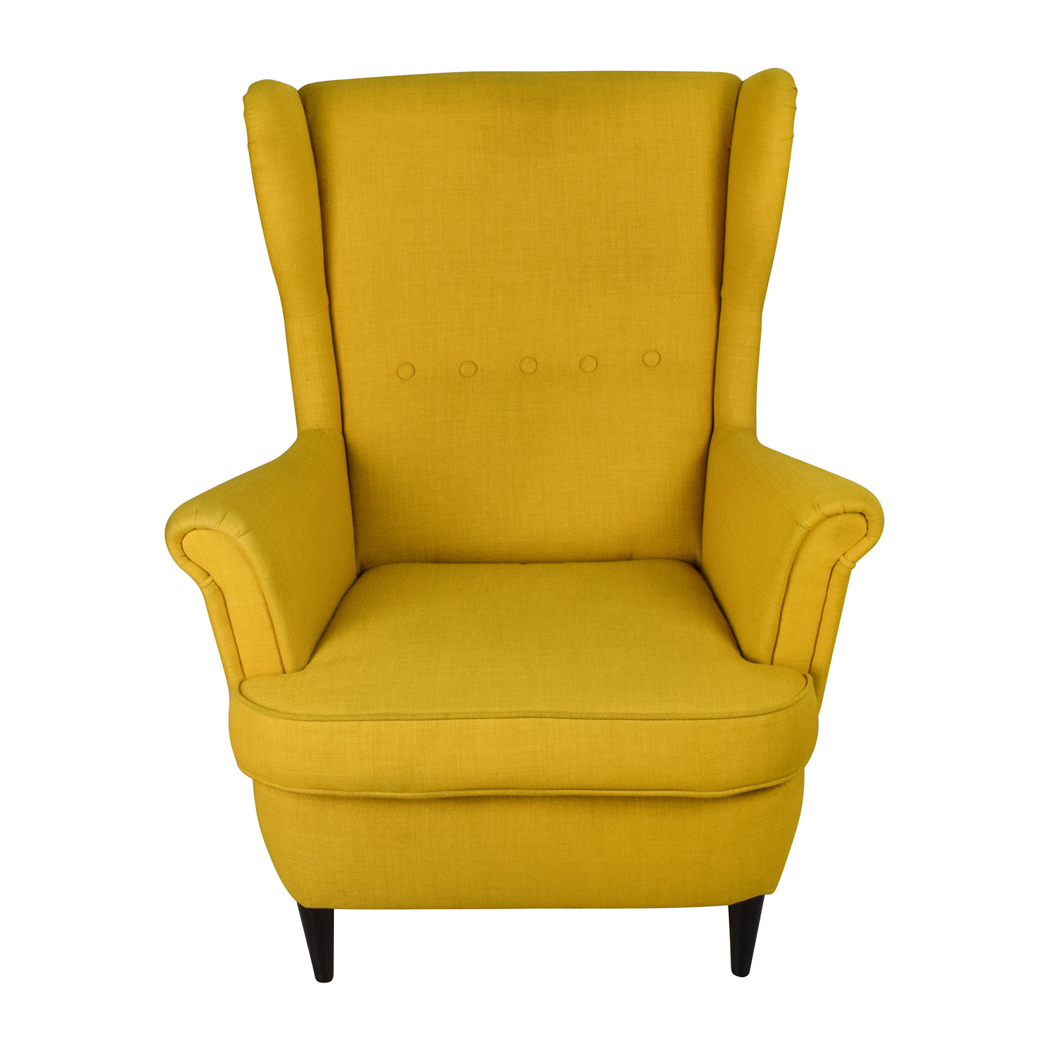 46 Off Ikea Strandmon Accent Armchair Chairs
