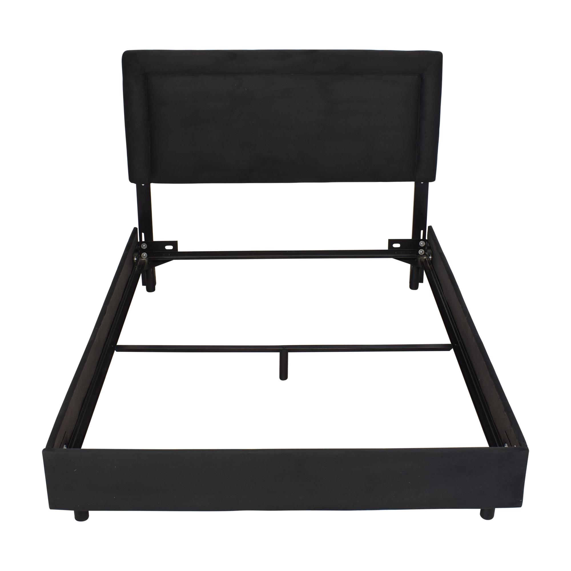 buy Skyline Furniture Queen Platform Bed Skyline Furniture Bed Frames