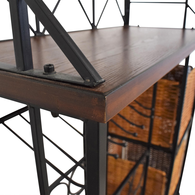 Hayneedle Bakers Rack / Utility Tables