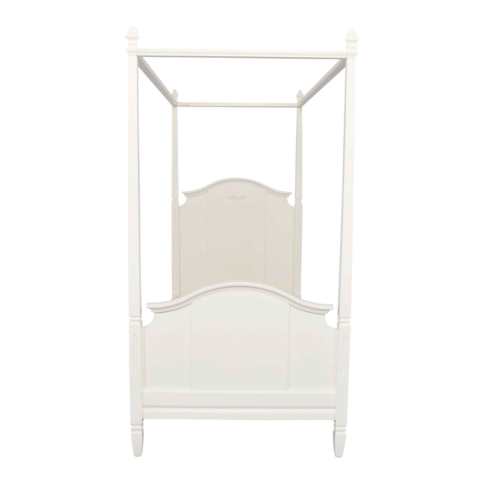 Pottery Barn Kids Pottery Barn Kids Madeline Canopy Twin Bed for sale