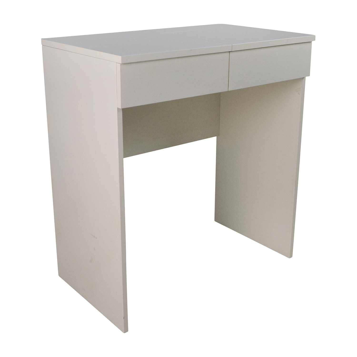 53 off ikea ikea white vanity table tables for Vanity tables ikea