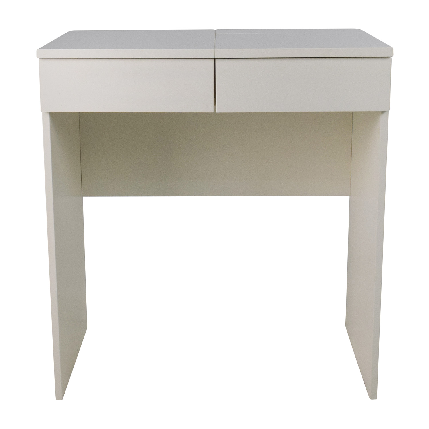 IKEA IKEA White Vanity Table second hand