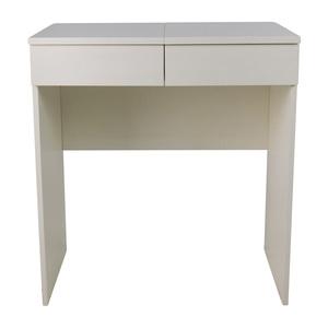 IKEA IKEA White Vanity Table discount