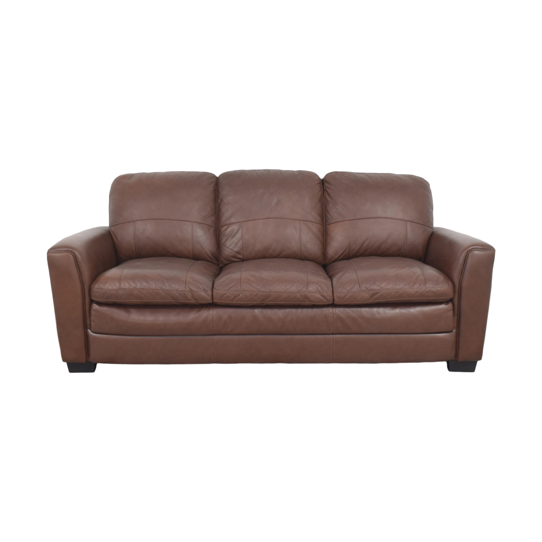 Raymour & Flanigan Raymour & Flanigan Three Seat Sofa for sale