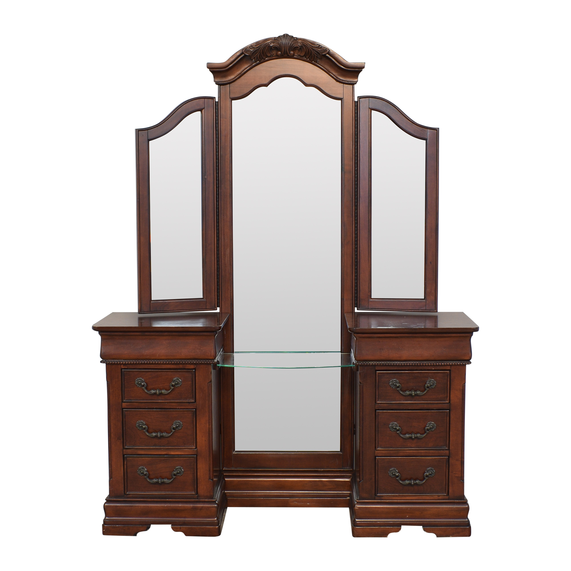 Poh Huat Furniture Vanity Table / Storage