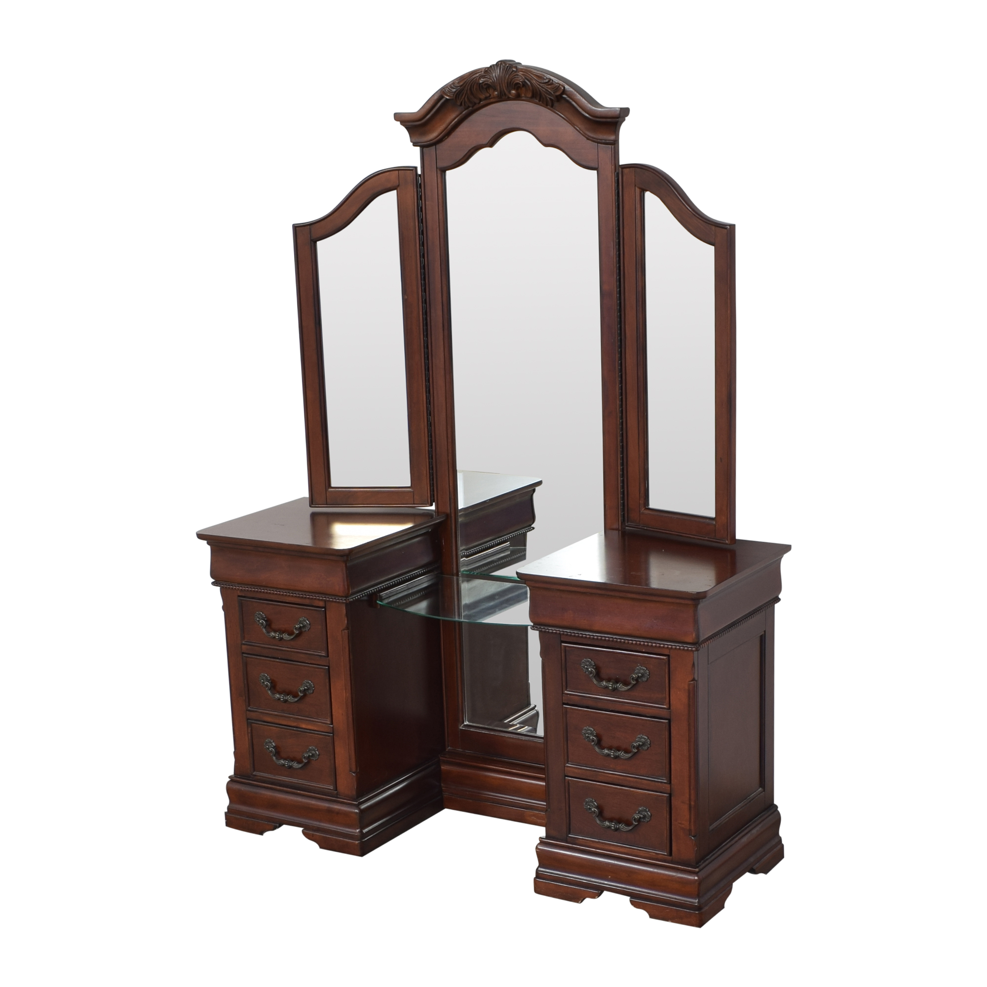 Poh Huat Furniture Vanity Table for sale