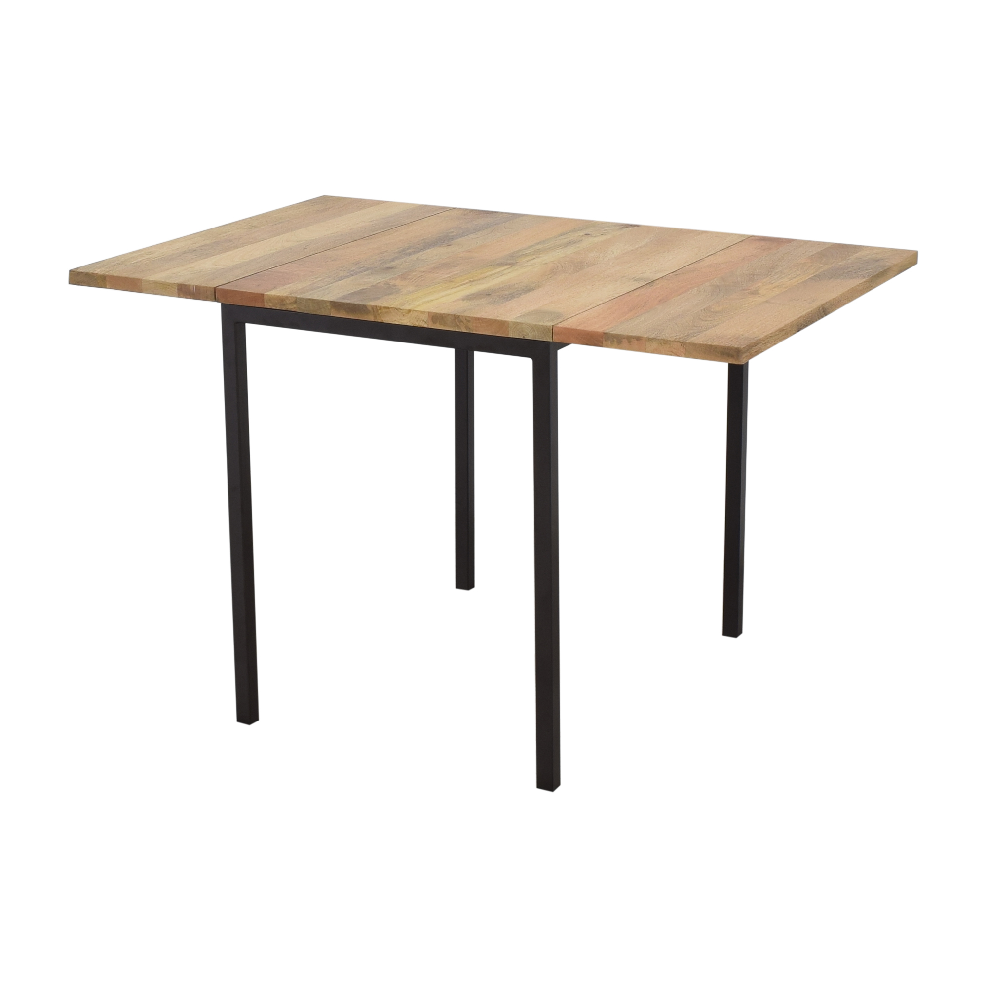 West Elm West Elm Box Frame Drop Leaf Dining Table discount