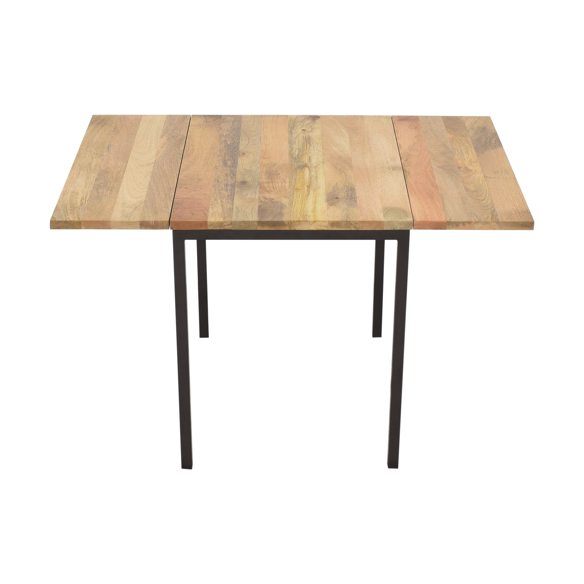 West Elm West Elm Box Frame Drop Leaf Dining Table for sale