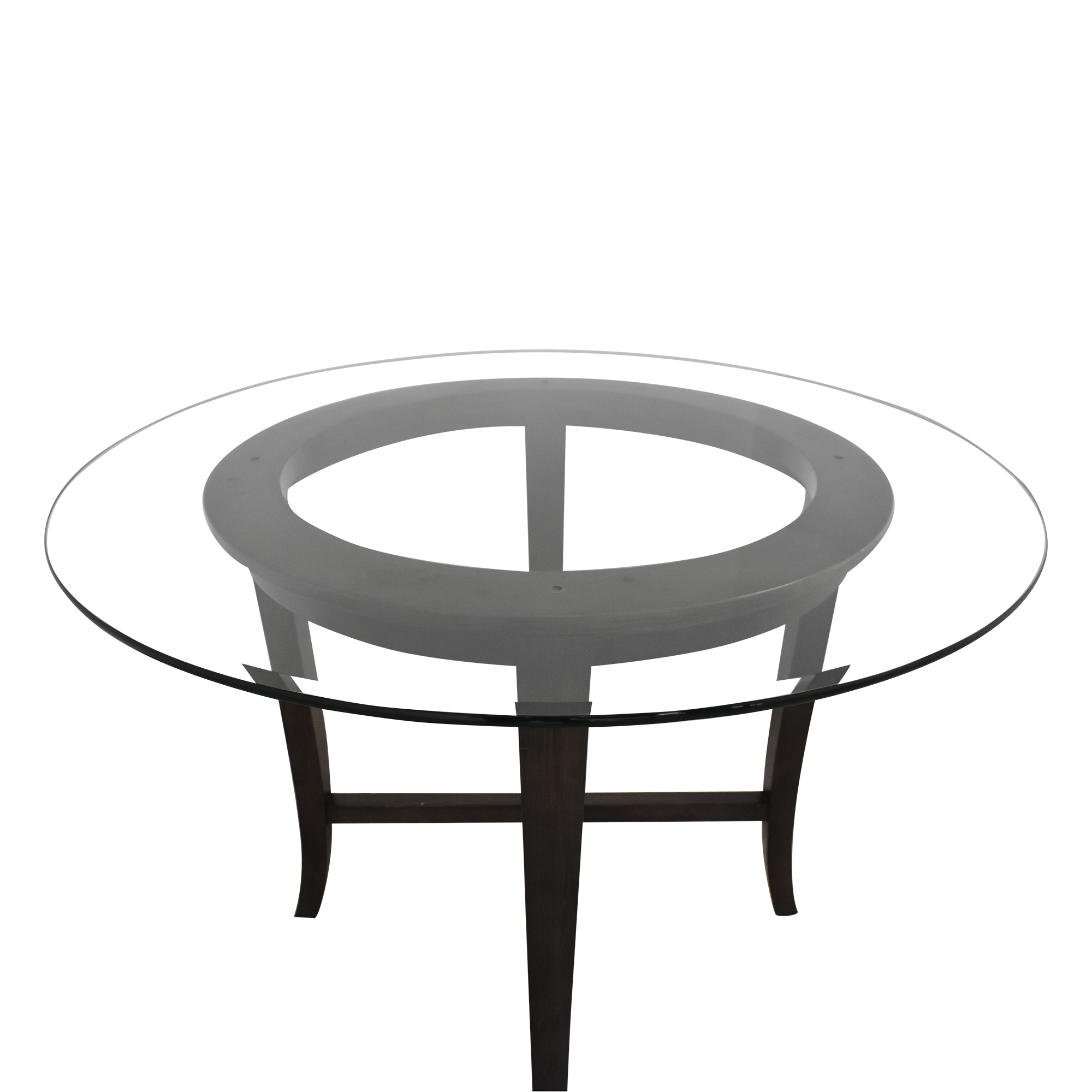 Crate & Barrel Crate & Barrel Halo Dining Table ct