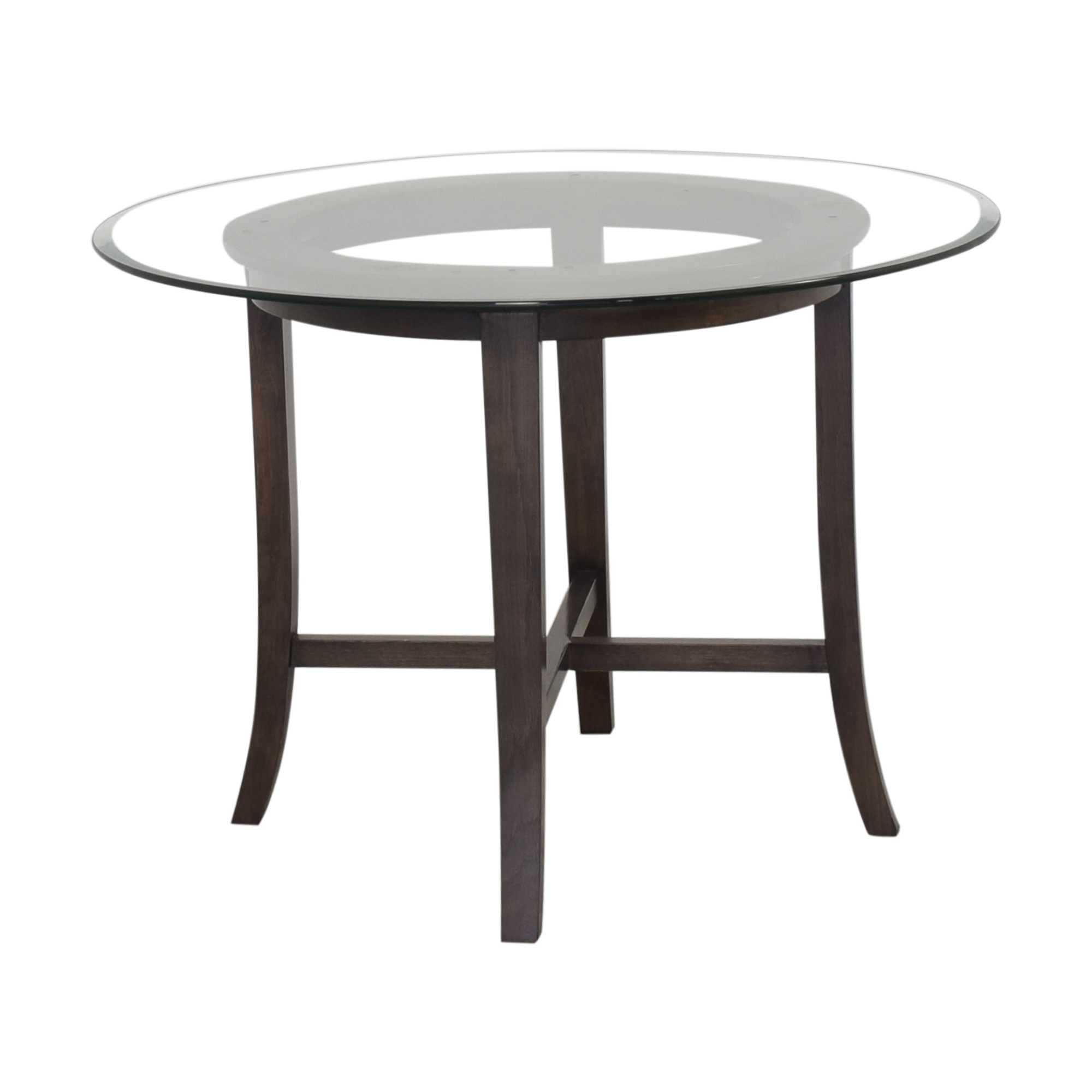 Crate & Barrel Crate & Barrel Halo Dining Table coupon