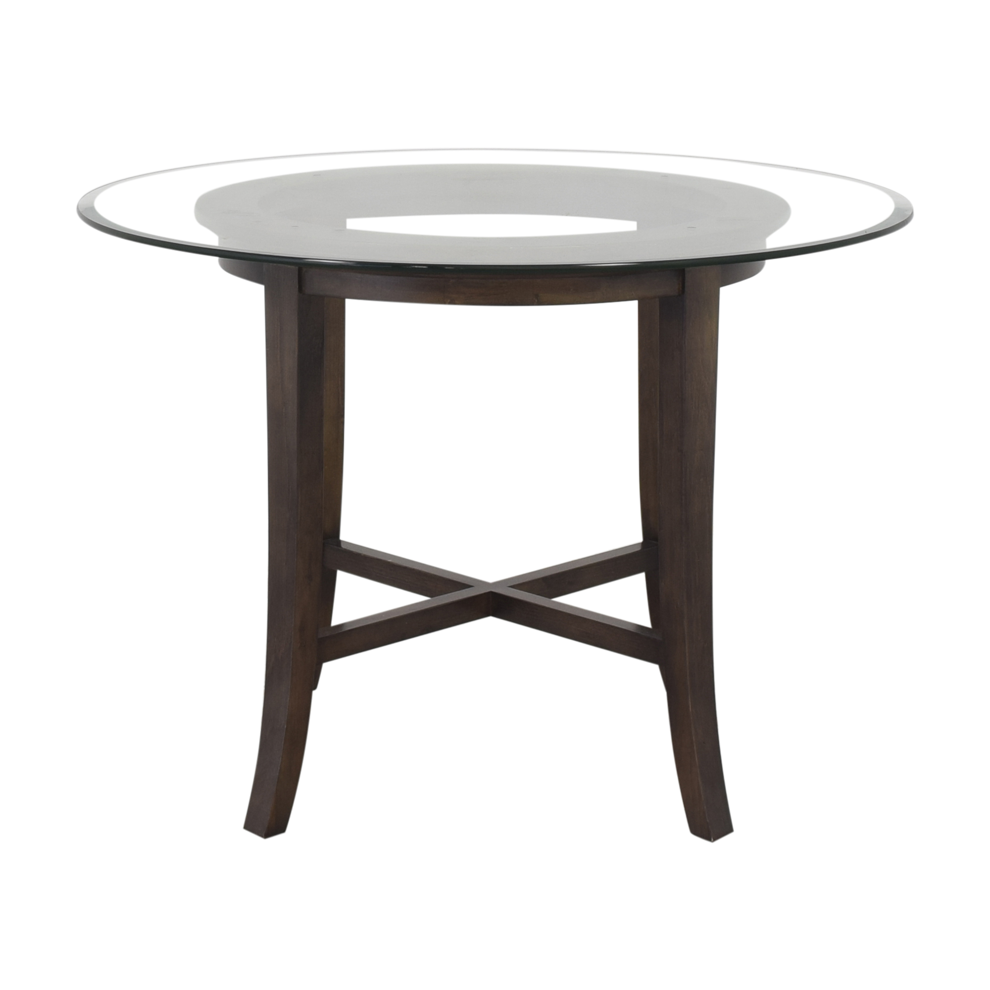 buy Crate & Barrel Halo Dining Table Crate & Barrel Tables