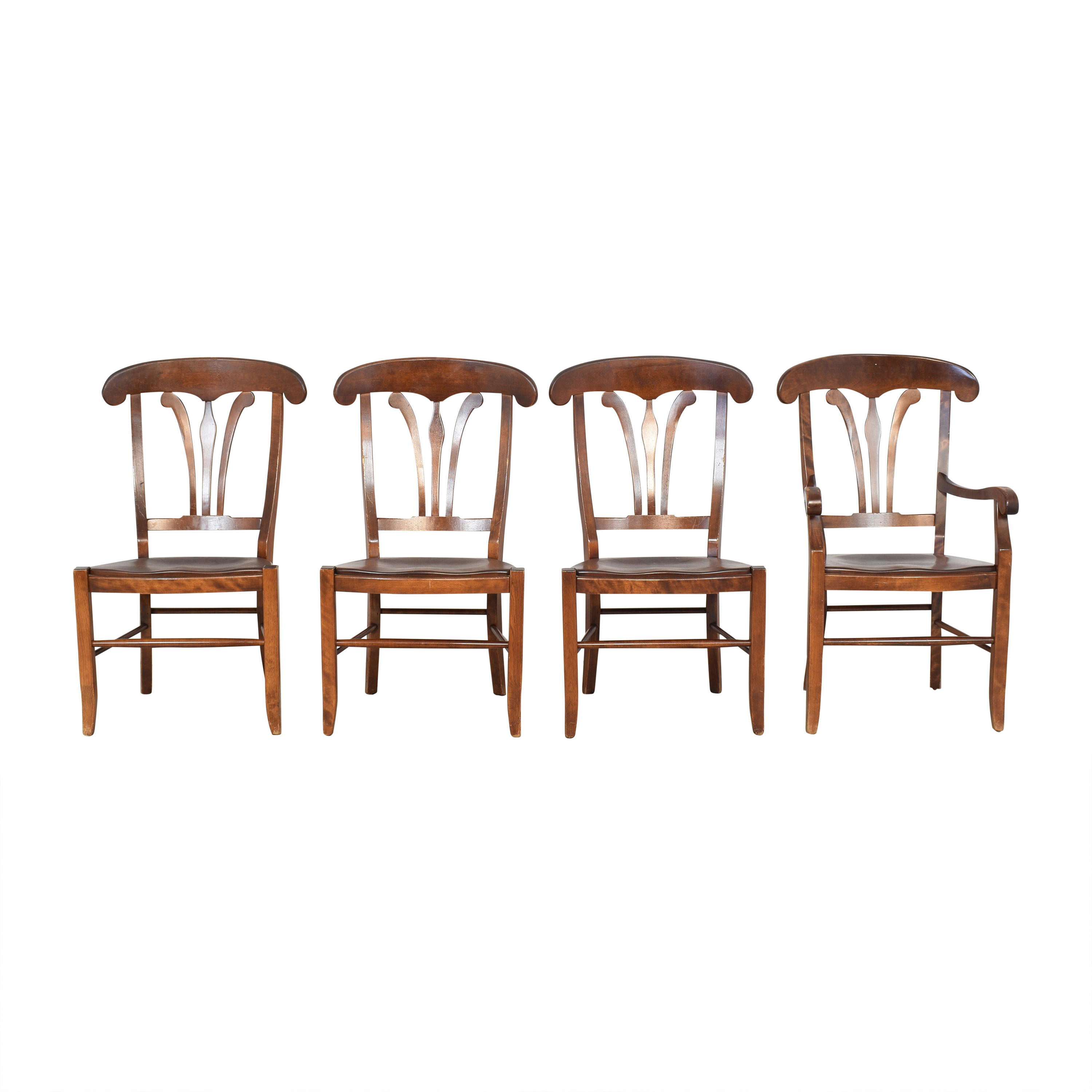 buy Nichols & Stone Country Manor Dining Chairs Nichols & Stone