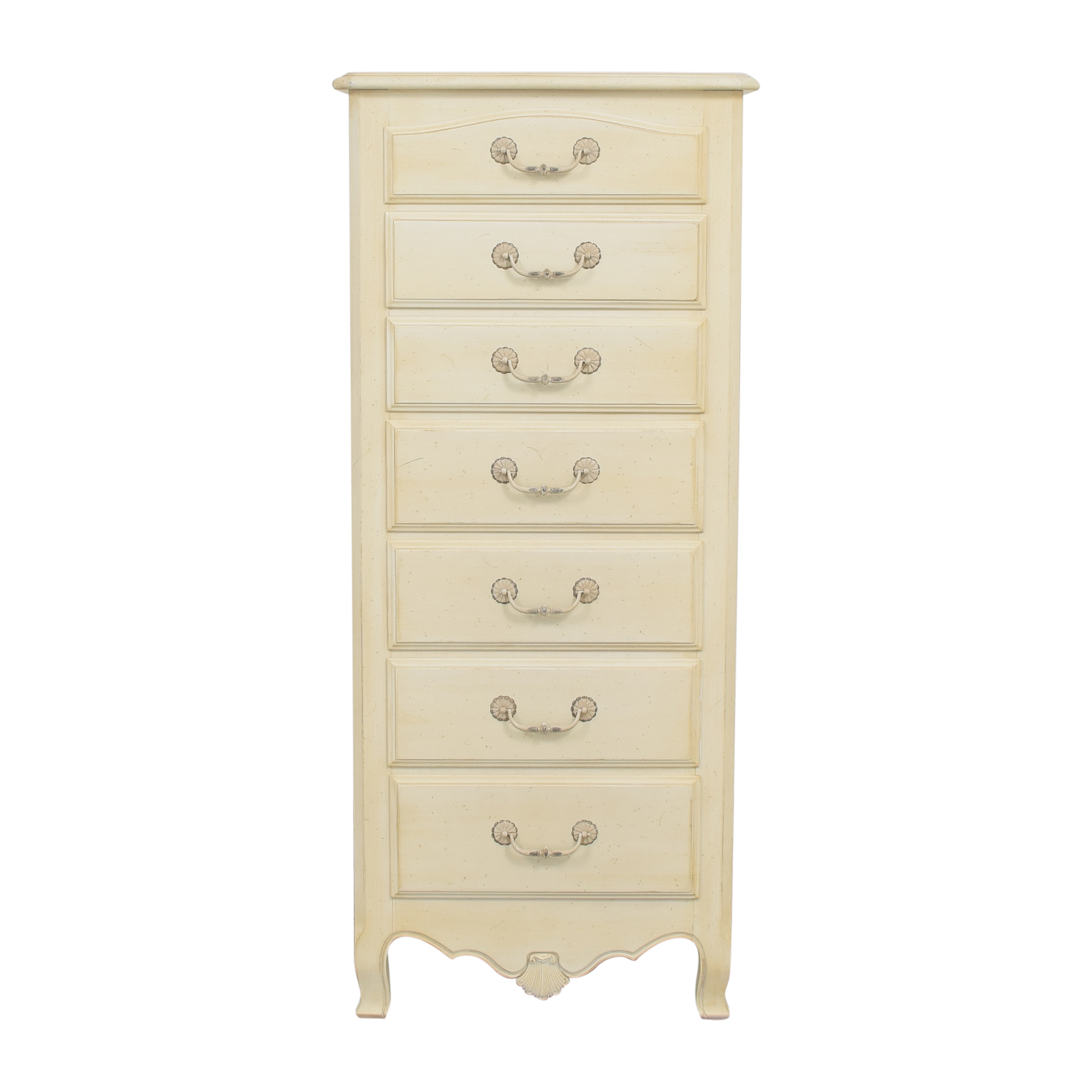 buy Ethan Allen Country French Lingerie Chest Ethan Allen