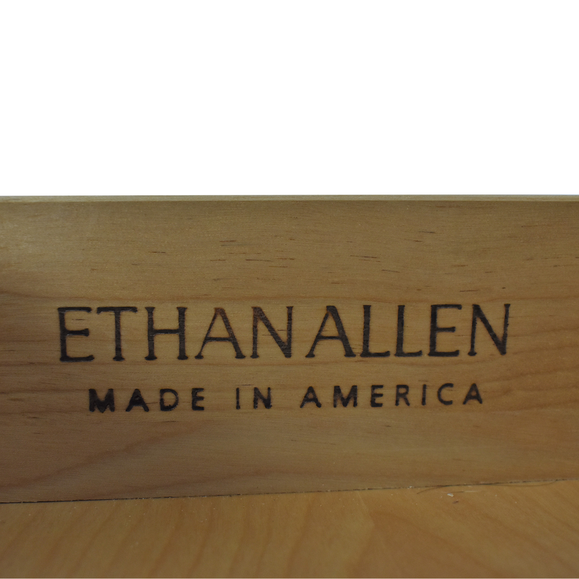 Ethan Allen Ethan Allen Country French Lingerie Chest nj