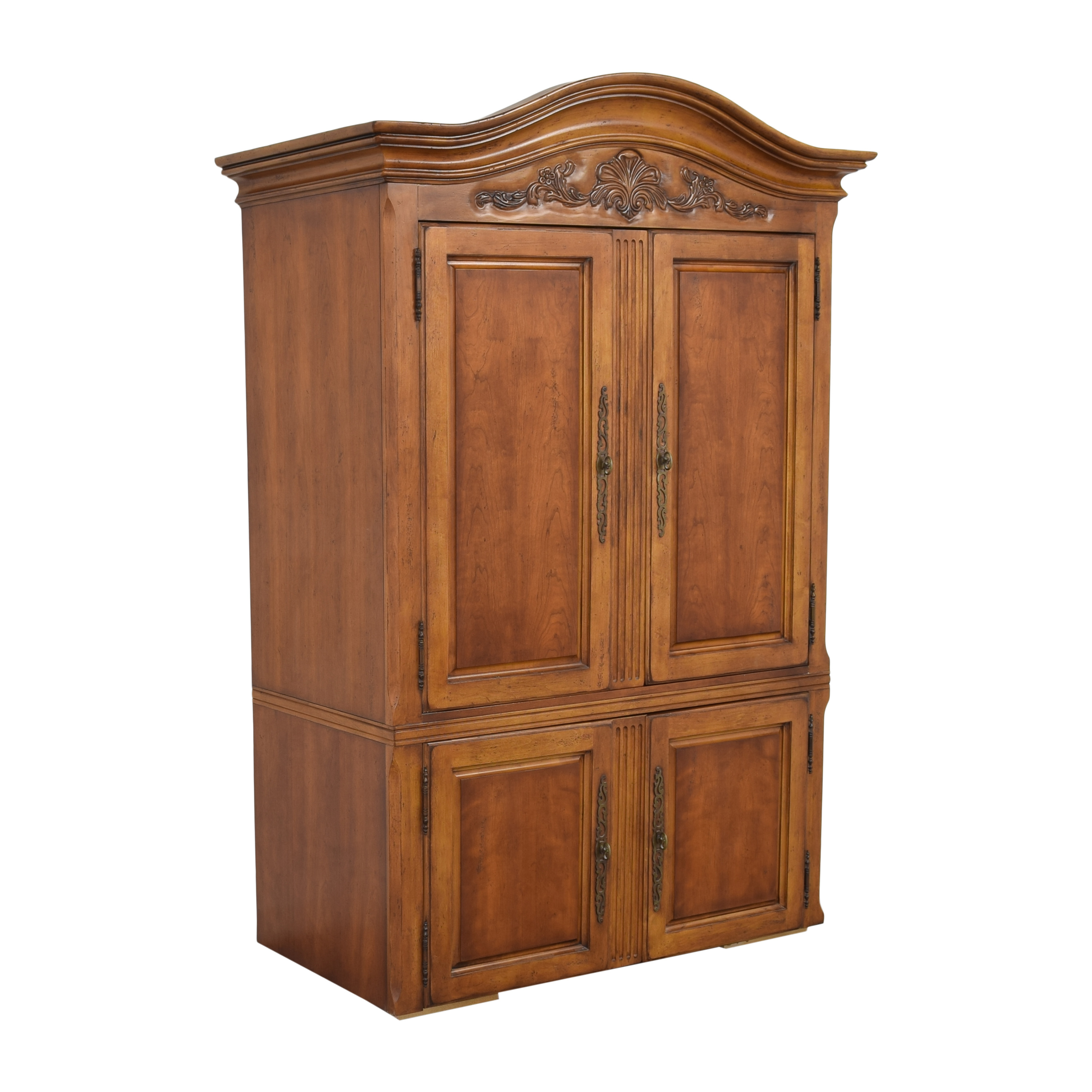 Century Furniture Century Furniture Media Armoire with Drawers for sale
