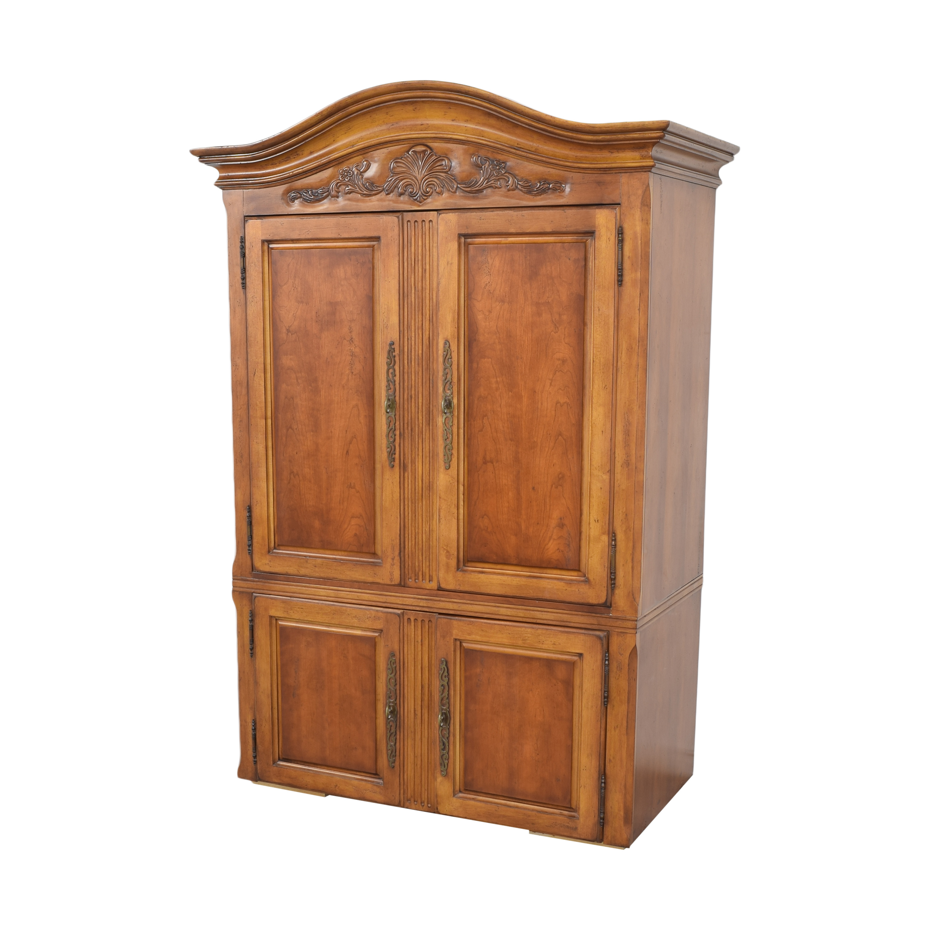 Century Furniture Century Furniture Media Armoire with Drawers coupon