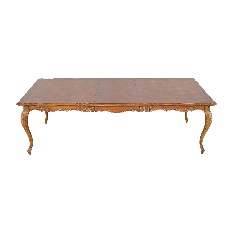 Century Furniture Century Coeur De France Costellane Dining Table price