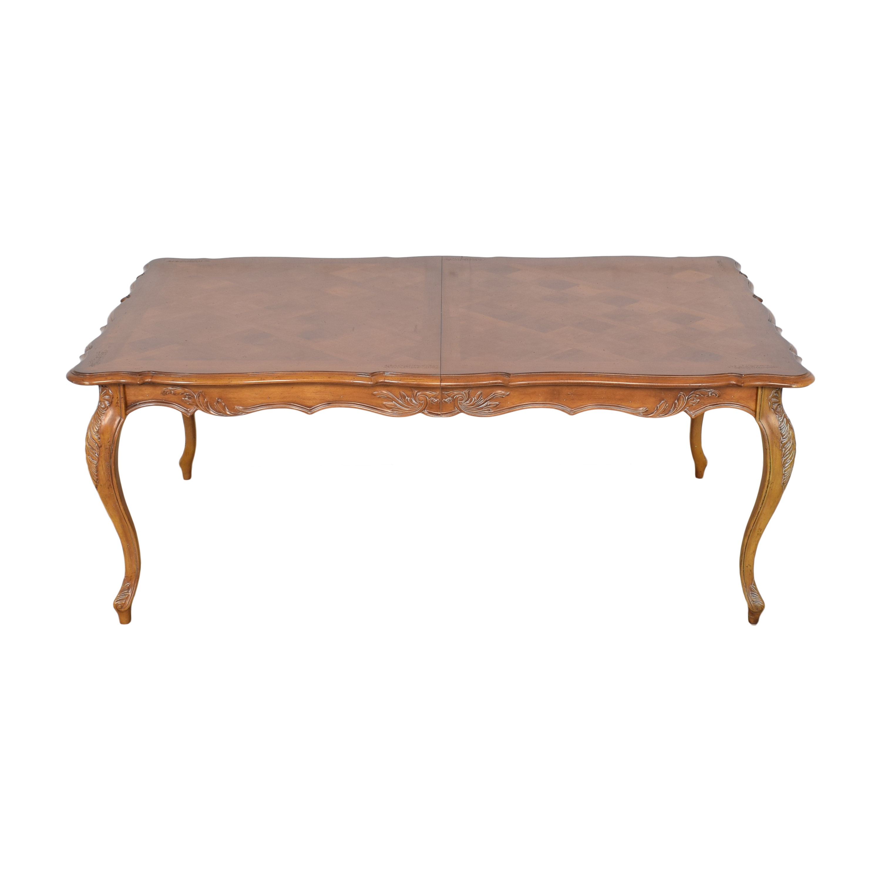 shop Century Coeur De France Costellane Dining Table Century Furniture Dinner Tables