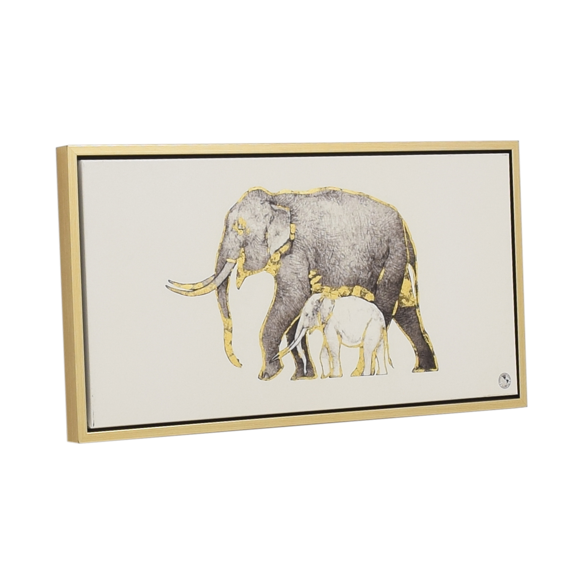 Z Gallerie Z Gallerie Elephant National Geographic Wall Art nyc