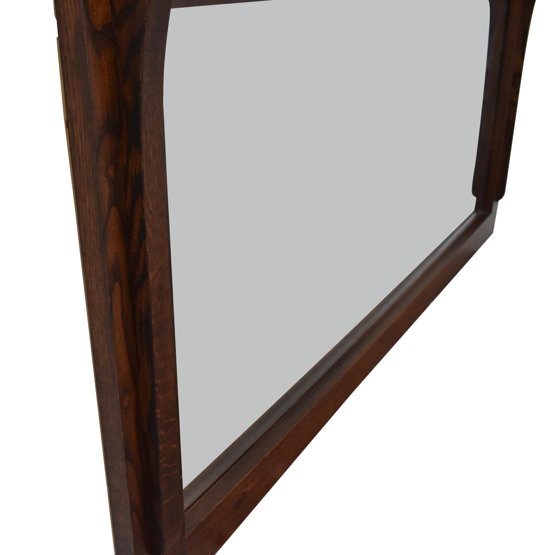 Restoration Hardware Large Mirror / Decor