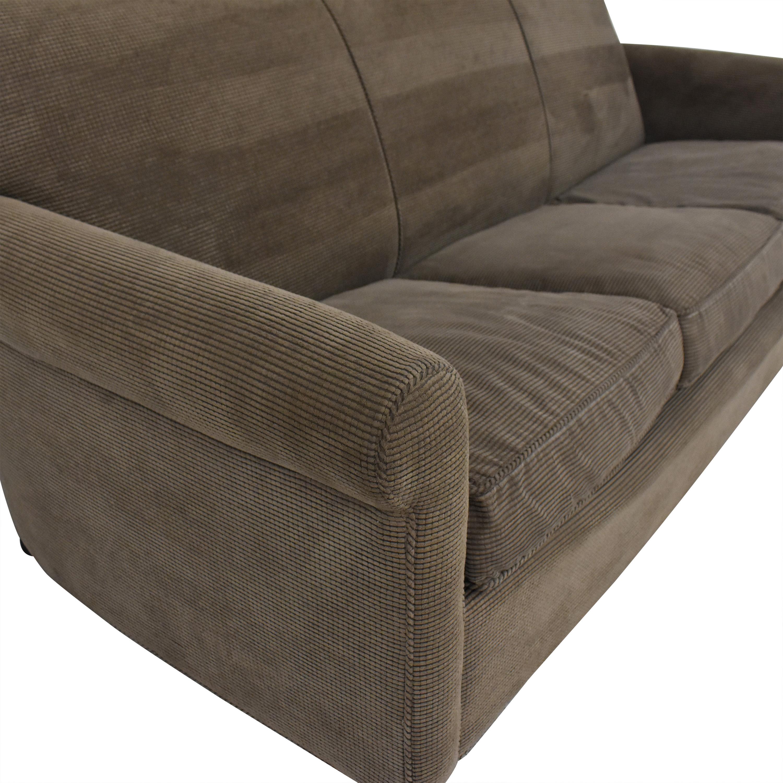 Crate & Barrel Cameron Queen-Sized Sleeper Sofa / Sofa Beds