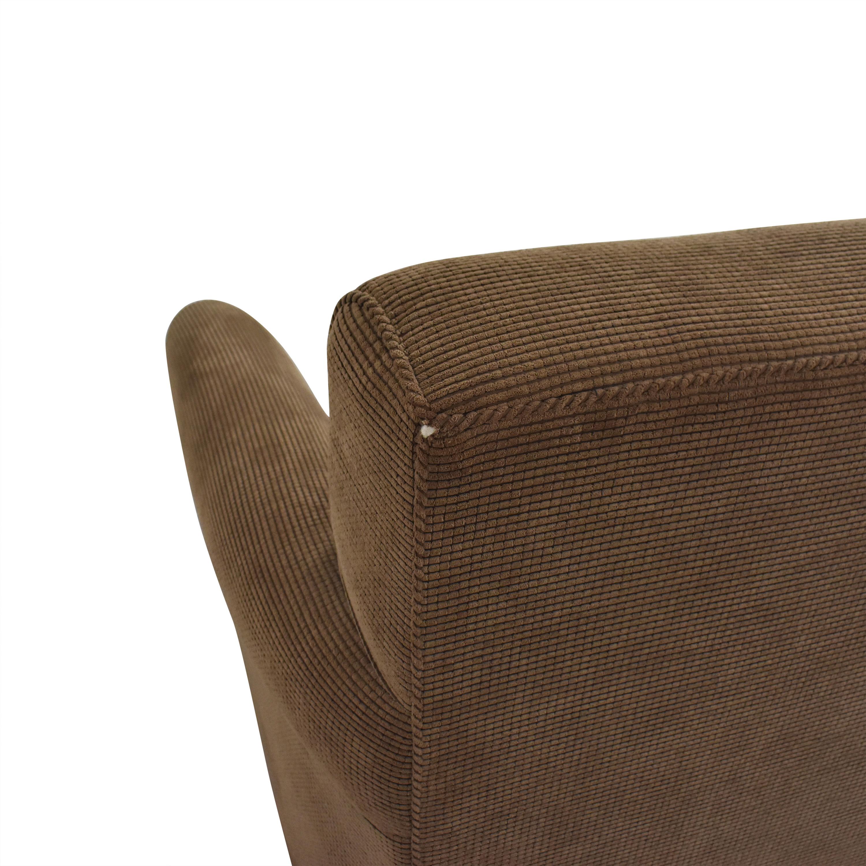 Crate & Barrel Crate & Barrel Cameron Queen-Sized Sleeper Sofa ma