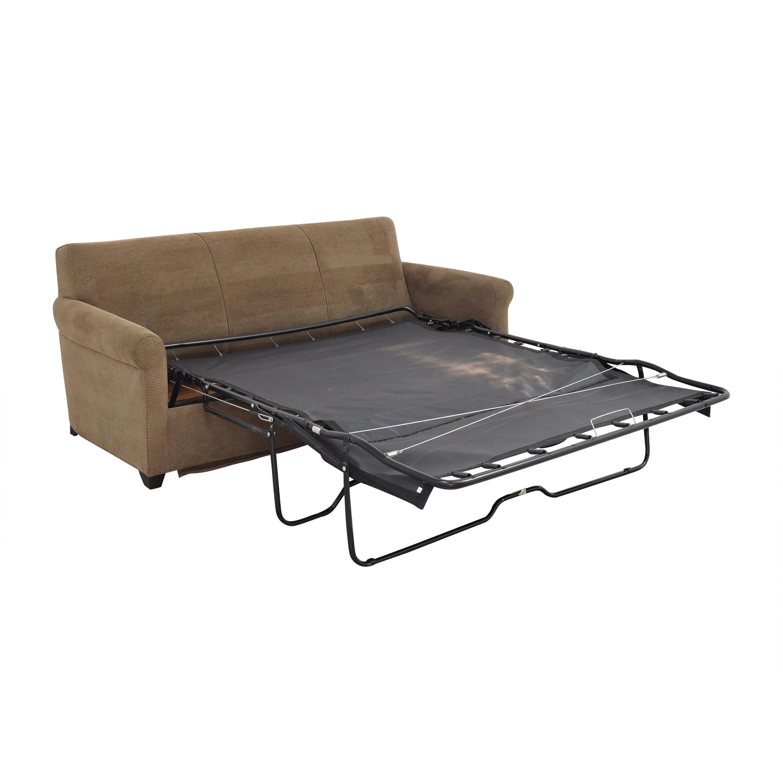 buy Crate & Barrel Cameron Queen-Sized Sleeper Sofa Crate & Barrel Sofa Beds