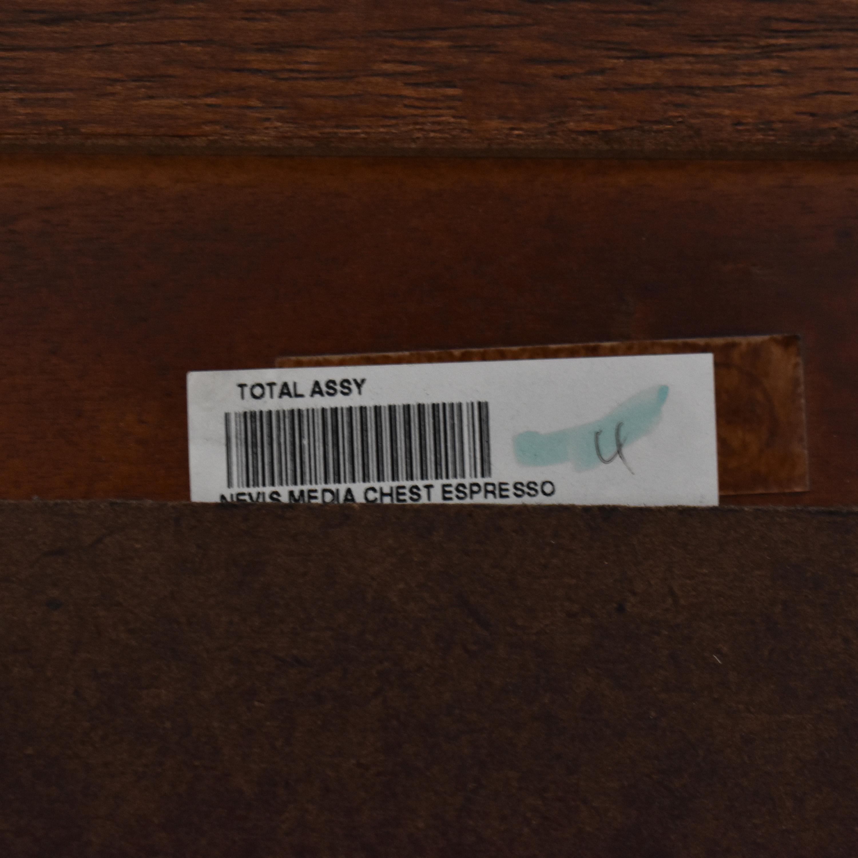 buy Modus Nevis Media Chest Modus Furniture Storage