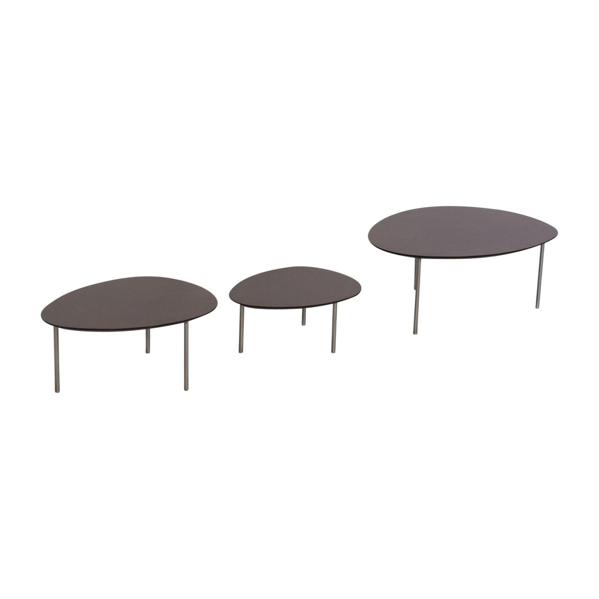 Design Within Reach Design Within Reach Stua Eclipse Nesting Tables Coffee Tables