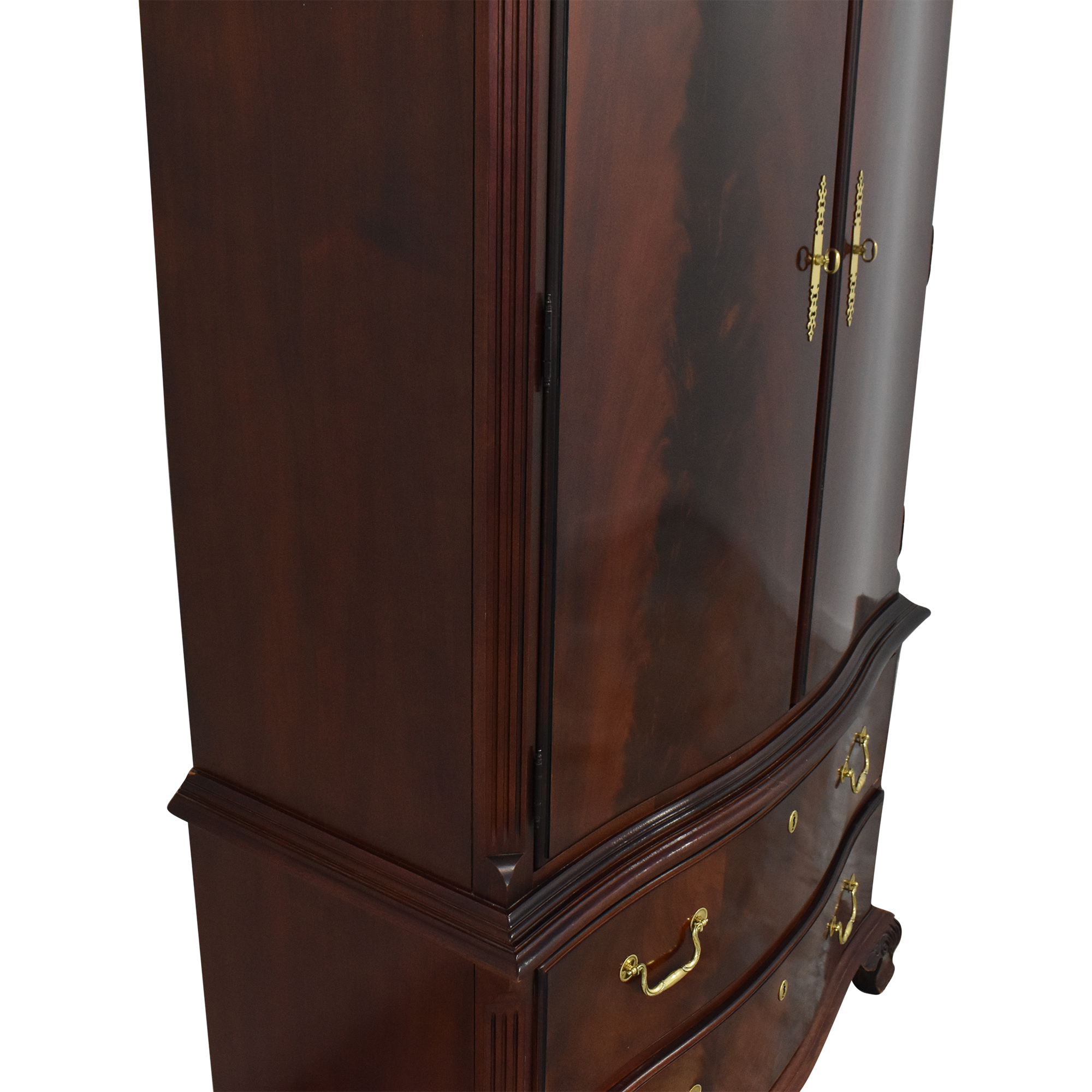 Thomasville Thomasville Vintage Armoire with Drawers ma