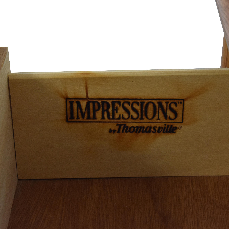 Thomasville Thomasville Impressions Three Drawer Dresser discount