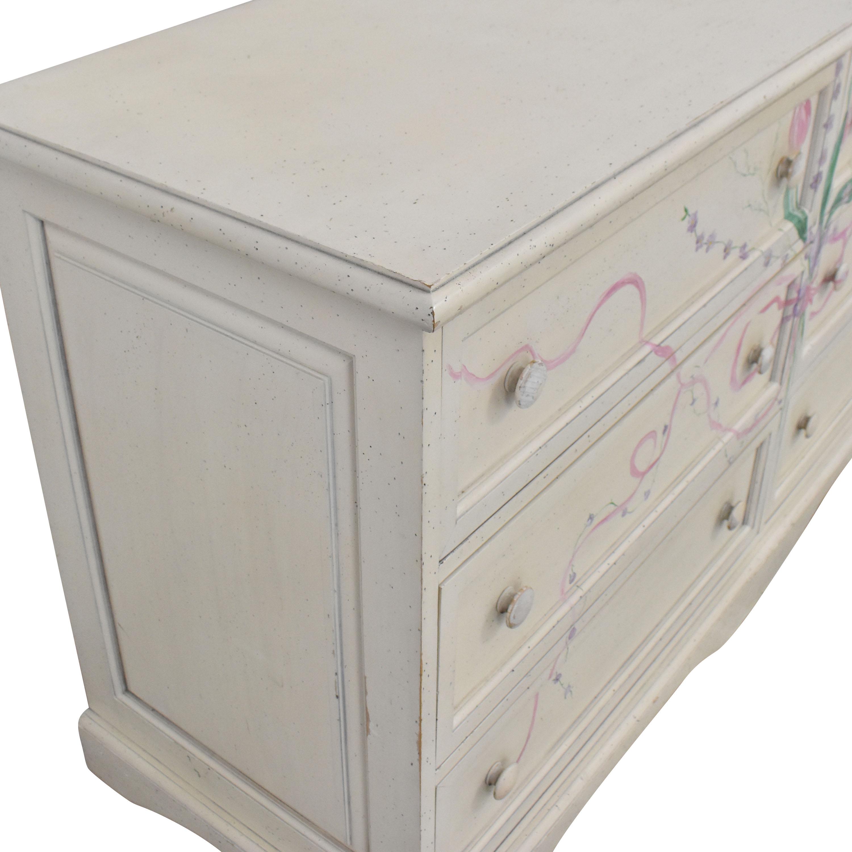 Troy Wesnidge Painted Dresser ma