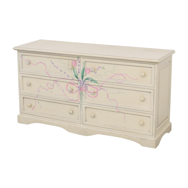 buy Troy Wesnidge Painted Dresser  Storage