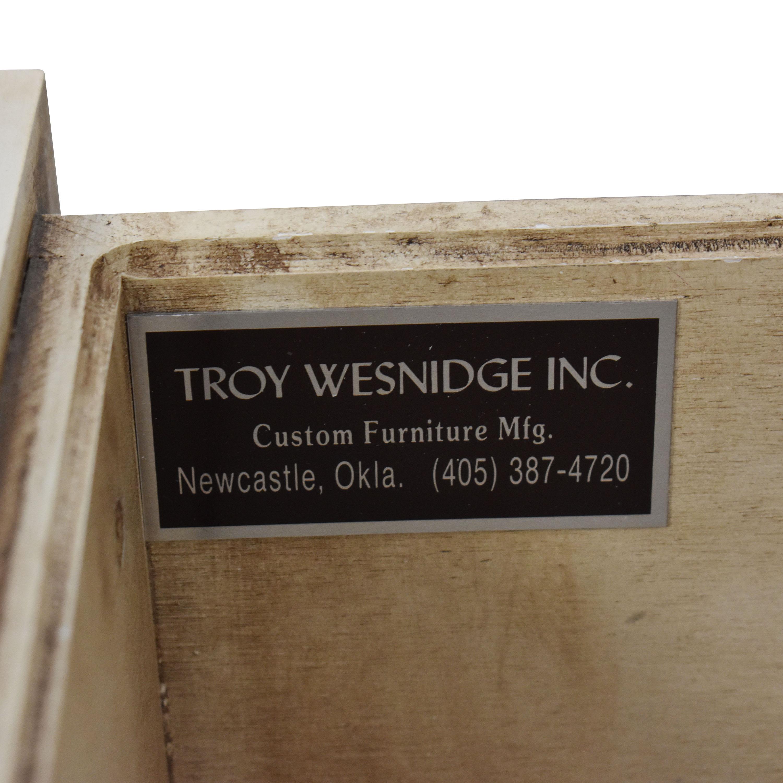 Troy Wesnidge Painted Dresser pa