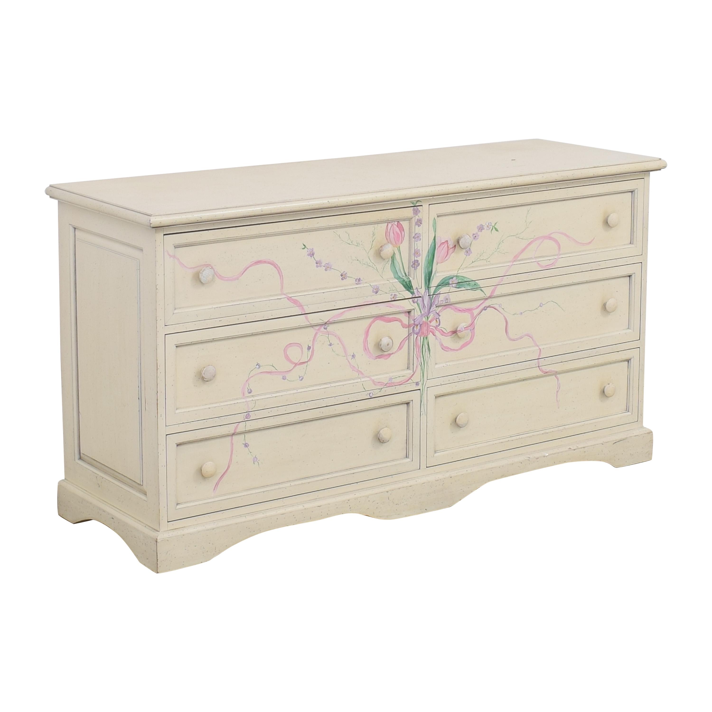 Troy Wesnidge Painted Dresser