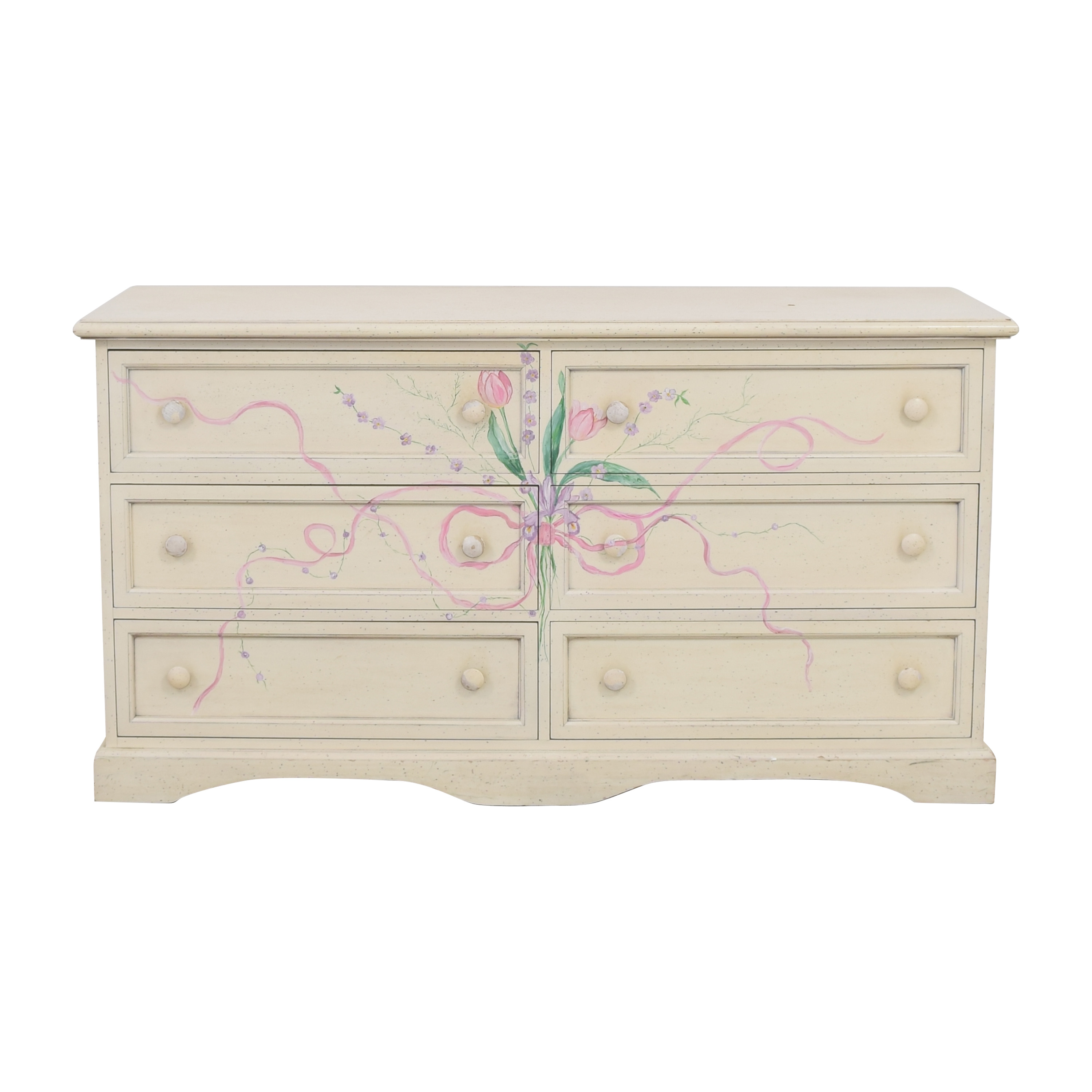 Troy Wesnidge Painted Dresser / Dressers