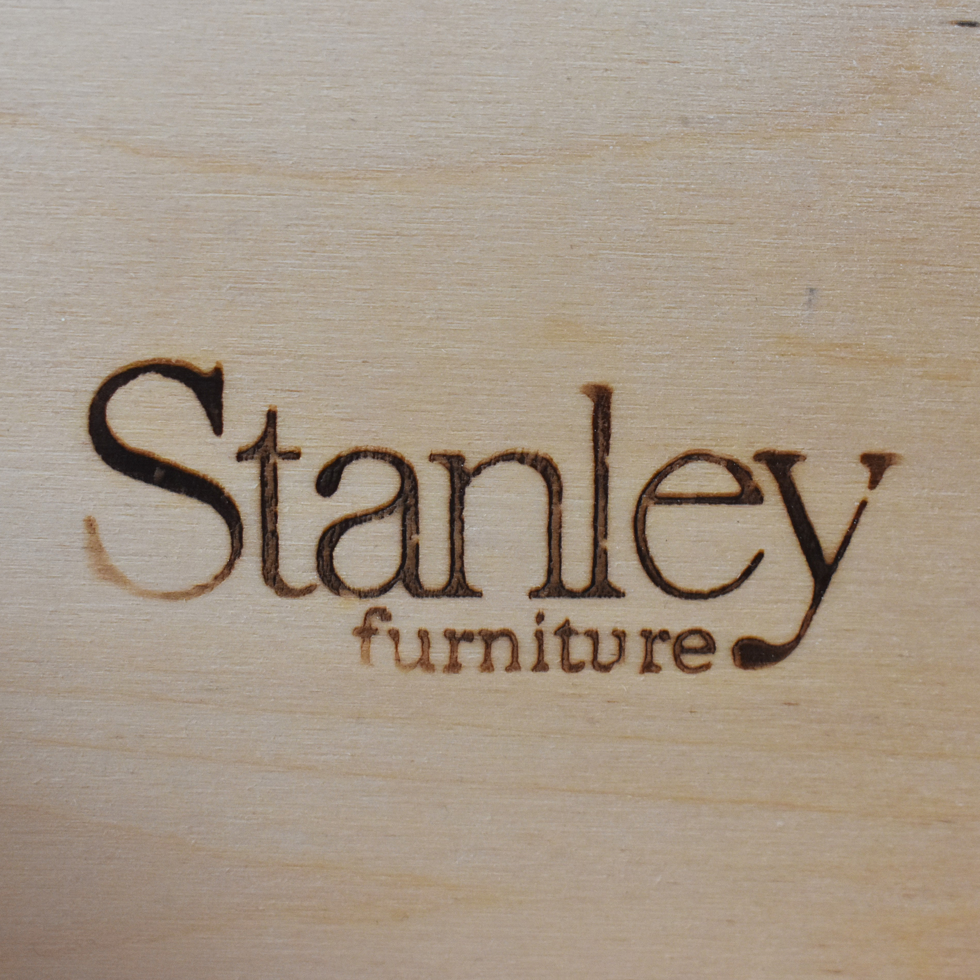 Stanley Furniture Stanley Furniture Desk with Chair ct