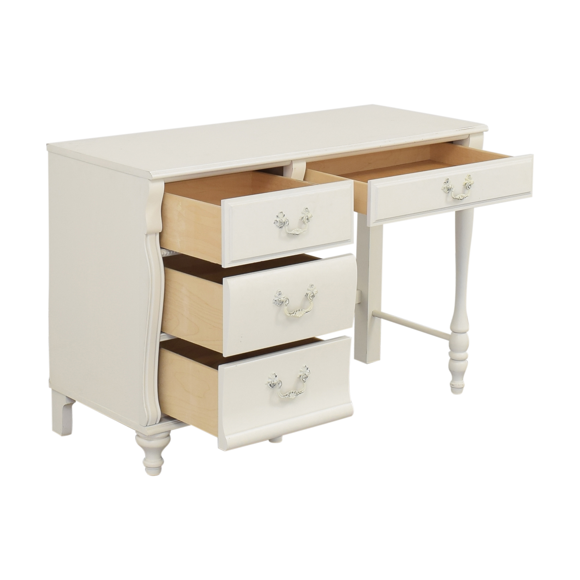 Stanley Furniture Stanley Furniture Desk with Chair discount