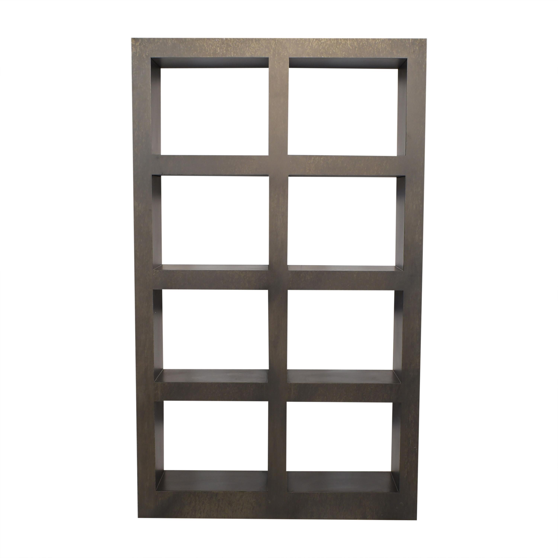 buy Crate & Barrel Crate & Barrel Shadow Box Tower online