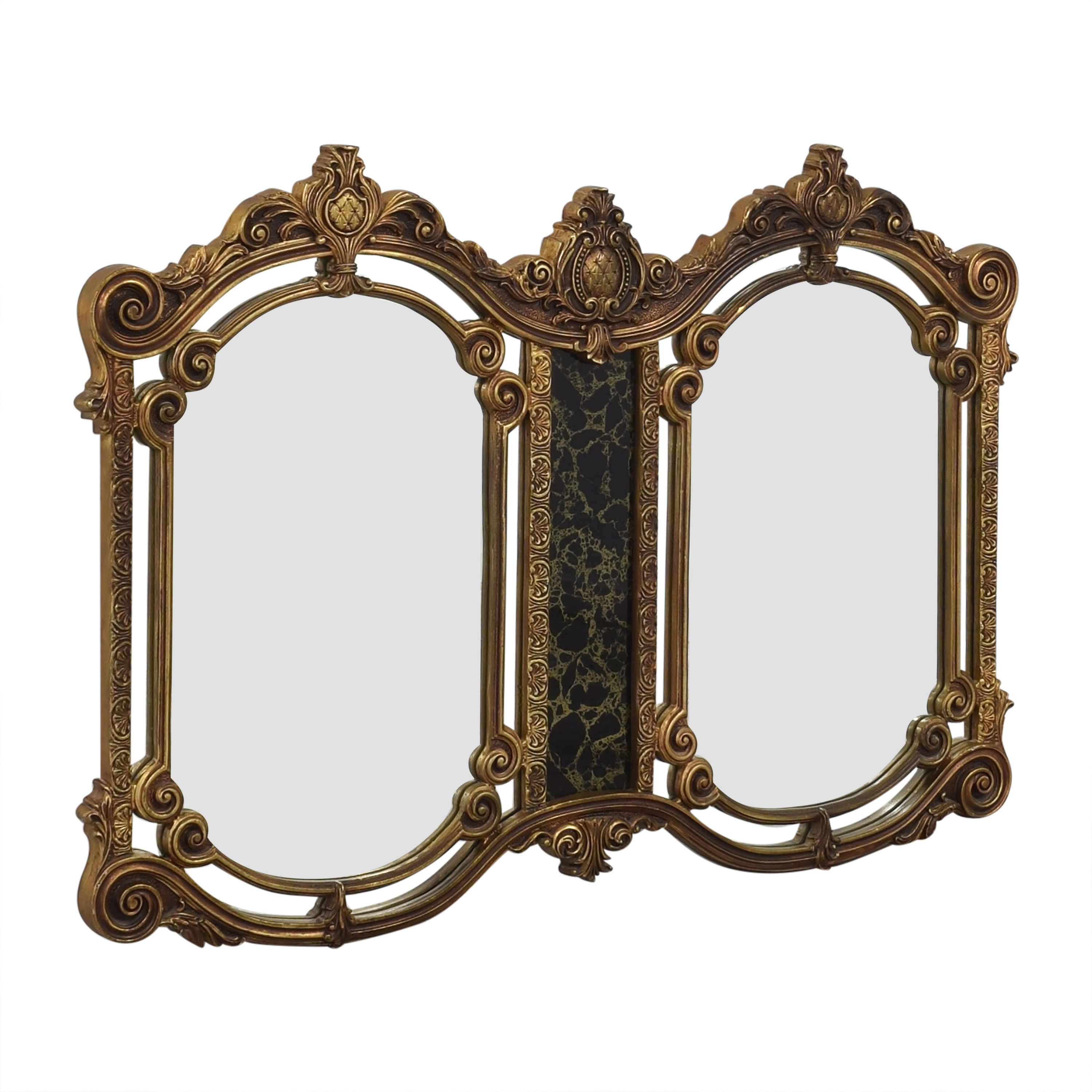 buy Union City Mirror & Table Co. Union City Decorative Double Wall Mirror online