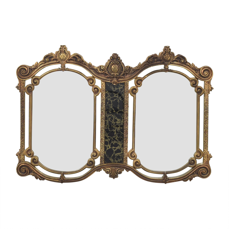 Union City Mirror & Table Co. Union City Decorative Double Wall Mirror Decor
